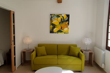 Moustiers, Apartment Le Courtil - Moustiers-Sainte-Marie