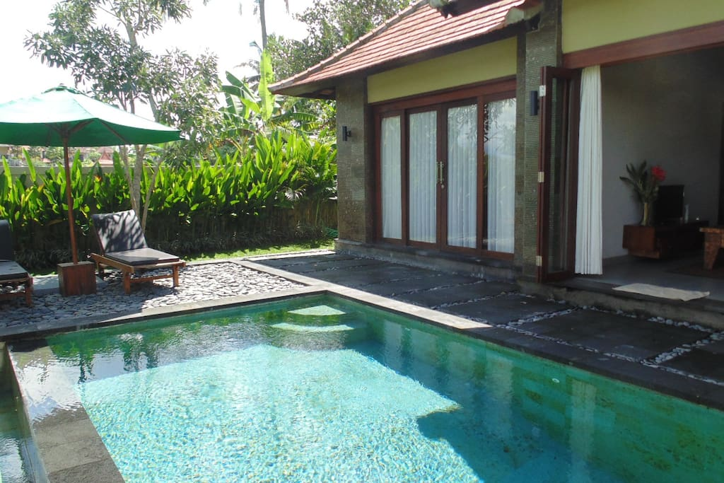Villa D'Bisma UBUD - BALI INDONESIA
