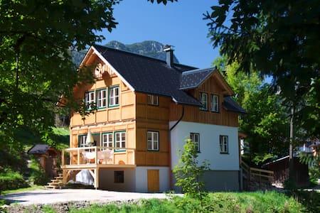 Altaussee, Austria- ski resort - Altaussee