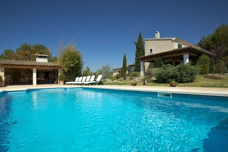 Amazing country house with pool - Casa