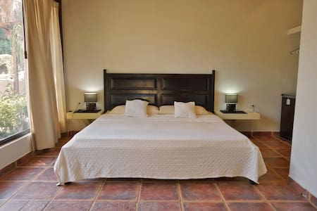 Cabinas La Buena Vida *5 (Ground Floor King Room) - Cabin
