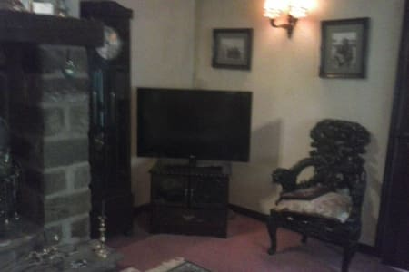 A beautiful oldy worldy cottage. 1 double bedroom - South Anston