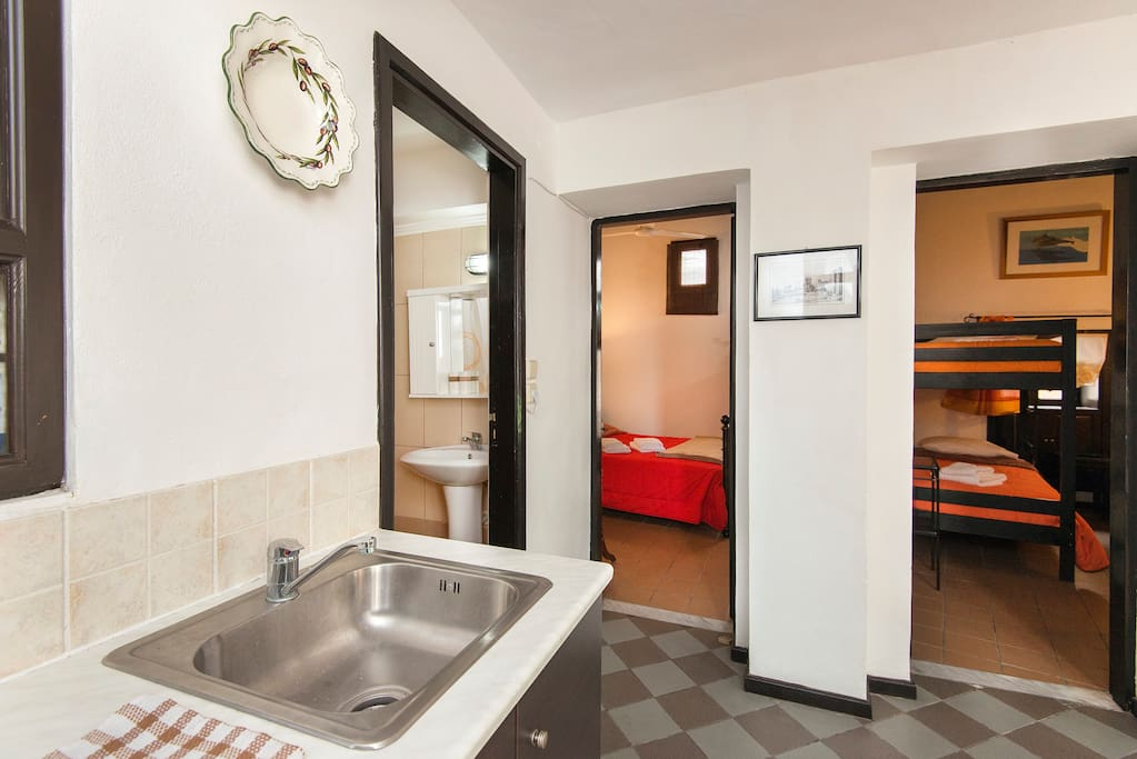 Apartment in the cente of old down