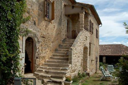 Causse du Larzac  - Languedoc-Roussillon - House