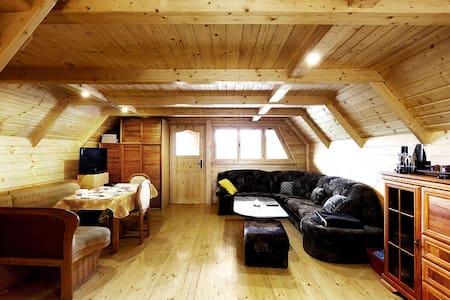 Domek w górach - Marcinów - Hut