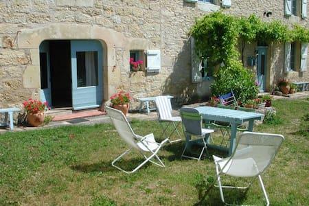 Appartement  avec spa dans jardin  privatif - Souel - Daire