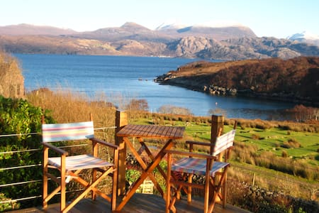 Applecross peninsula B&B, Highlands - Casa