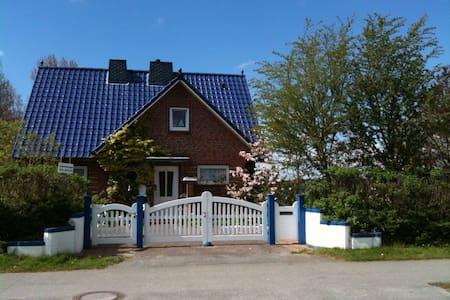 Wunderschöne Wohnung Bad Arnis - Apartmen