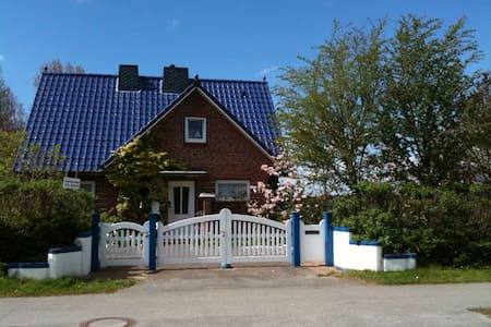 Wunderschöne Wohnung Bad Arnis - Leilighet
