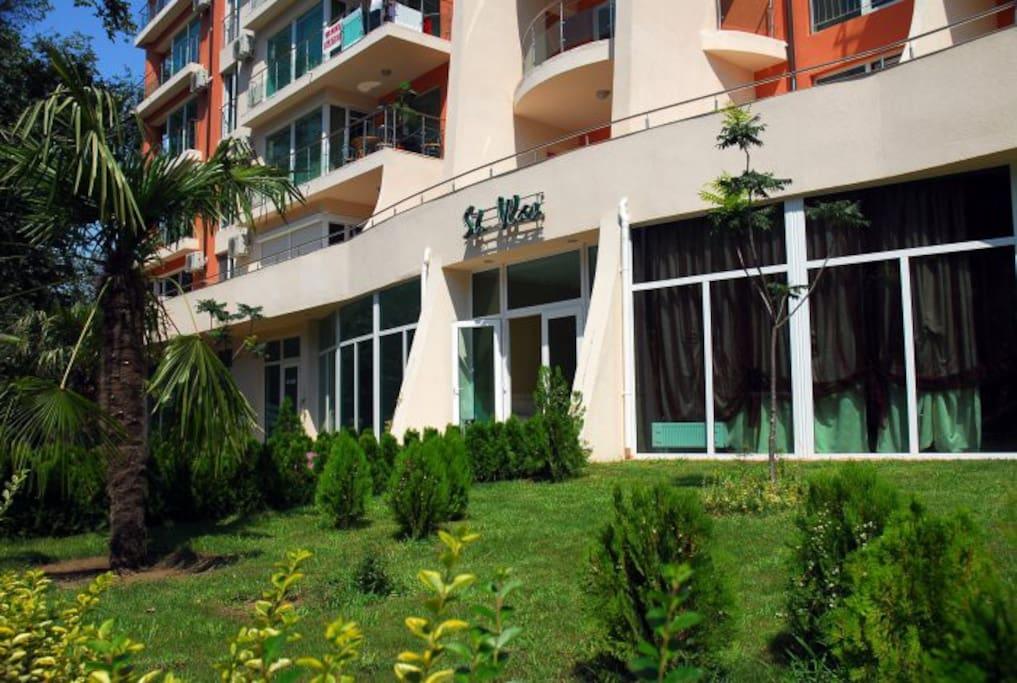 Sant Vlas Mamaia Apartment