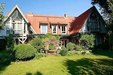 TRAUMhaus bed-and-breakfast-itzehoe - Wikt i opierunek