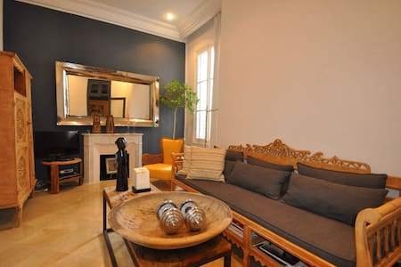 Room type: Entire home/flat Property type: Apartment Accommodates: 5 Bedrooms: 2 Bathrooms: 1
