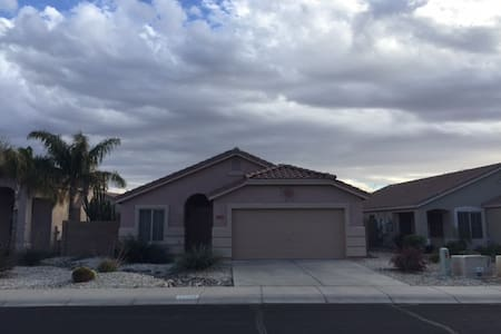 Del Webb Hosp. Visitors 3 Bd, 2 Ba - Surprise - House