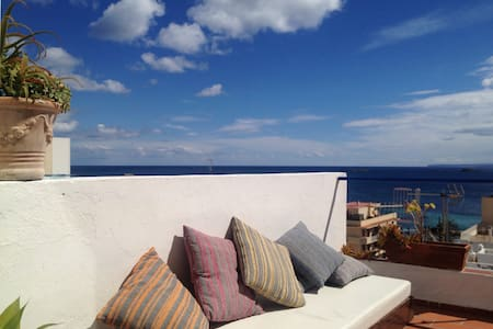 Apartment with Seaviews in Ibiza