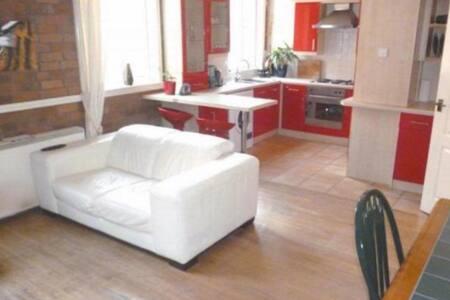 Dbl room in quiet, modern apt. - Apartment