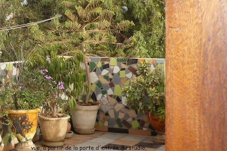 Studio ECOLO Le Soleil Couchant - 一軒家