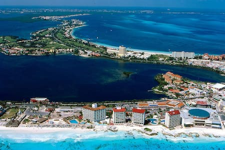Beachfront Studio in Cancun - Cancun - Appartamento