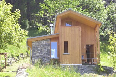 BEAUTIFUL CHALET IN VALCHIAVENNA - Pratella