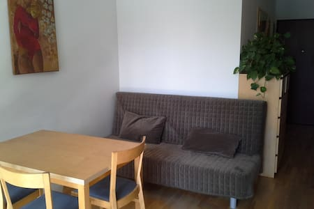 Small appartment Wola district - Apartment