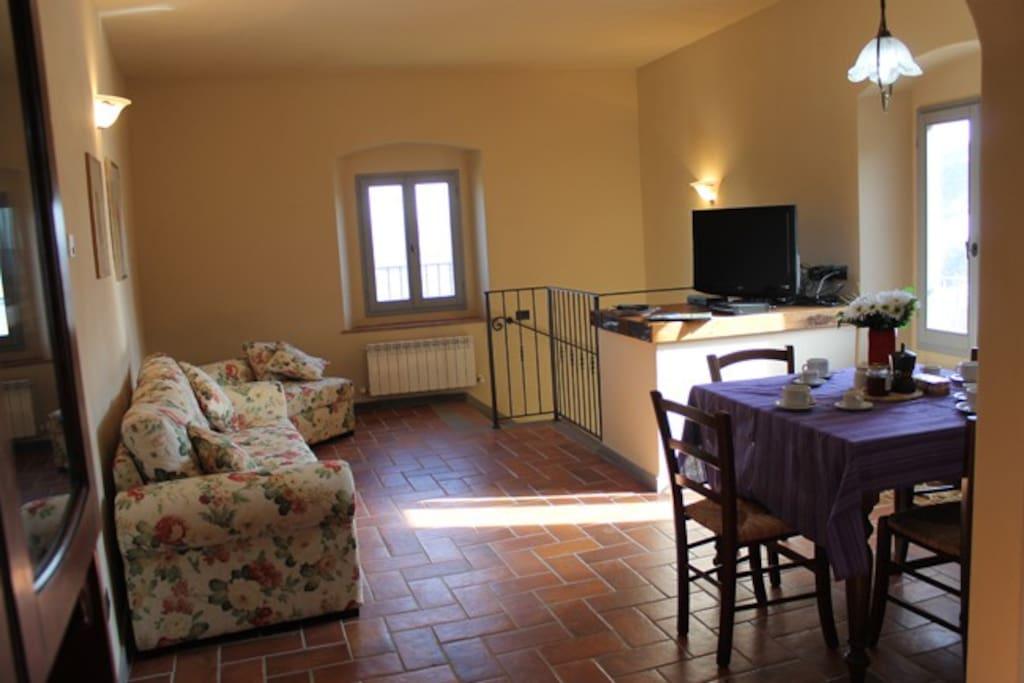 Arancione apartment