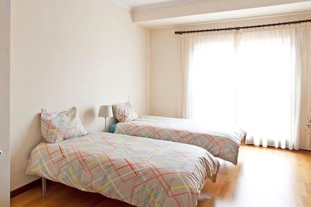 Suite near beach and Douro river - Apartemen
