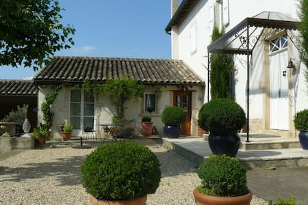 Le clos de valeins - Bed & Breakfast