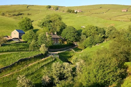 The Farmhouse (Peak District) - 一軒家