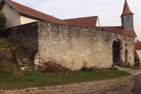Maison dans la foret de la Serre - House