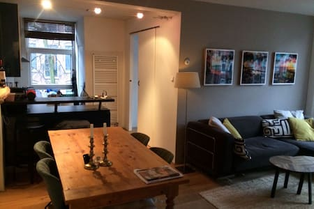Cosy Amsterdam apartment across Westerpark - Amsterdam - Apartment