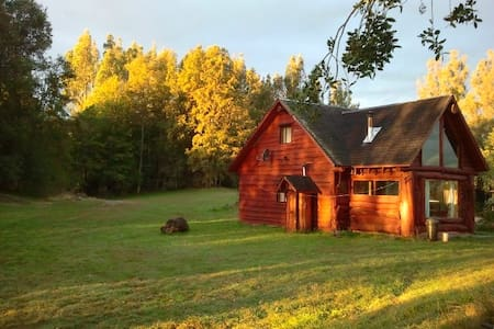 Holiday house on a great location - Cabin