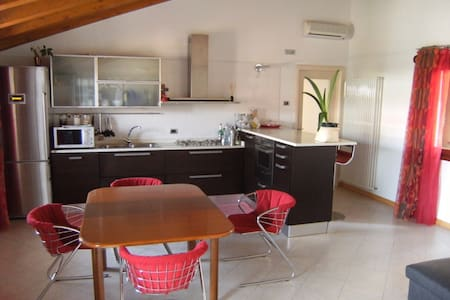 Double room with private bath! - Apartment