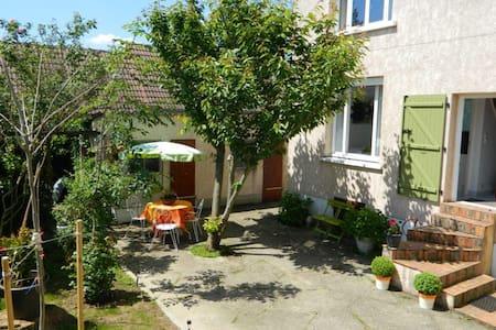 Gîte tout confort, près de Paris - Ballancourt-sur-Essonne