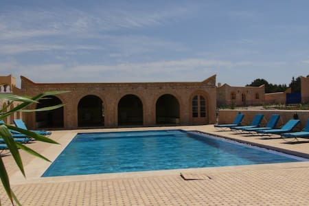 The Gatehouse - Charming Villa nr Essaouira - Essaouira - Casa
