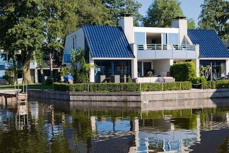 AMSTERDAM:::Loosdrecht Penthouse 4p - Loosdrecht