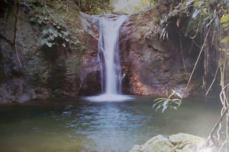 Chalé Cachoeira do Roncador (WI-FI) - Cachoeiras de Macacu - Cabana