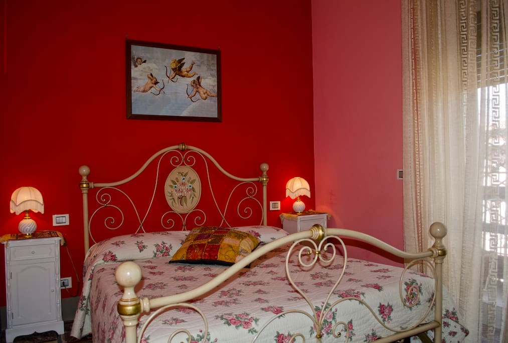 """The """"Red Room"""""""