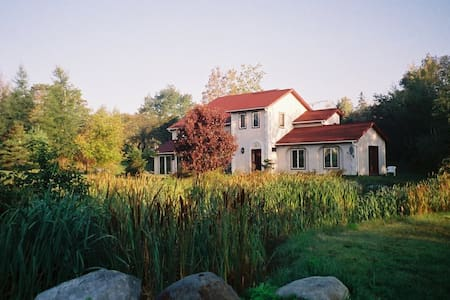 Coastal Maine House for Summer Rent - Sedgwick