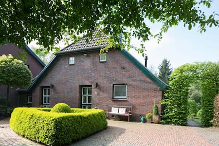 Ferienhaus Neudorf, Nähe Nordsee    - Varel - Casa