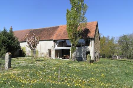Maison-atelier (Vallée Noire) - Rumah