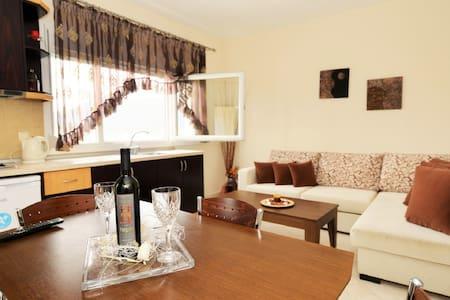 Ilias Apartments 2 - Golden Beach - Chrisi Ammoudia - Apartment
