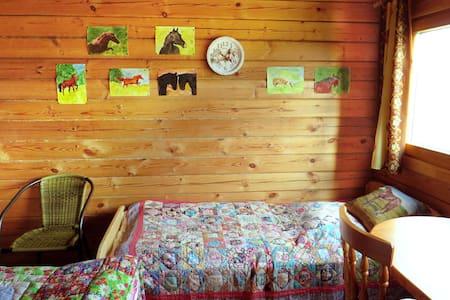 Уютный дом на окраине Суздаля - Suzdal - Dom