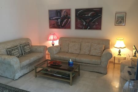 LOVELY FLAT- JOLI APPARTEMENT 60 M2- JUAN LES PINS - Antiby
