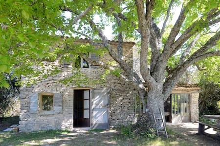 Real Provence Cottage in Luberon - Saignon