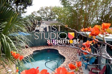 The Artist Studio - Sarasota