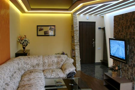 Modern Apartment in the Amiryan str - Apartment