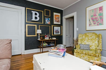 Apartment in Historic Hyde Park