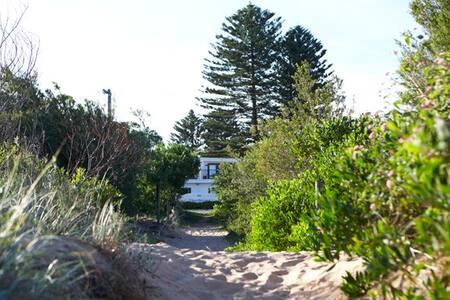 2 DBL BD beachside home + courtyard