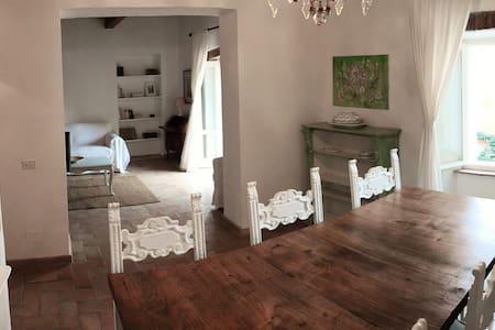 Exclusive apartment in Piazza Indipendenza - Porto Ercole - Apartment