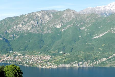 2BR Lake view Terrace 10 min from Bellagio WIFI - Apartment