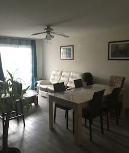 appt 3 pieces de 67 m2 - Lejlighed